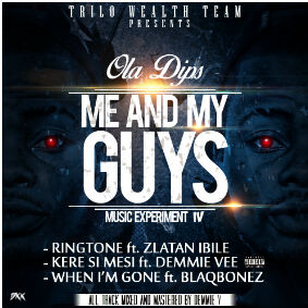 Ola Dips ft Zlatan - Ringtone